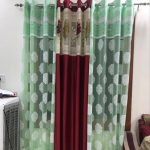 Brass Antique Diamond Curtain Bracket Set with support bracket Door and Window Fitting Home: Improvement: F546/S100-001 photo review